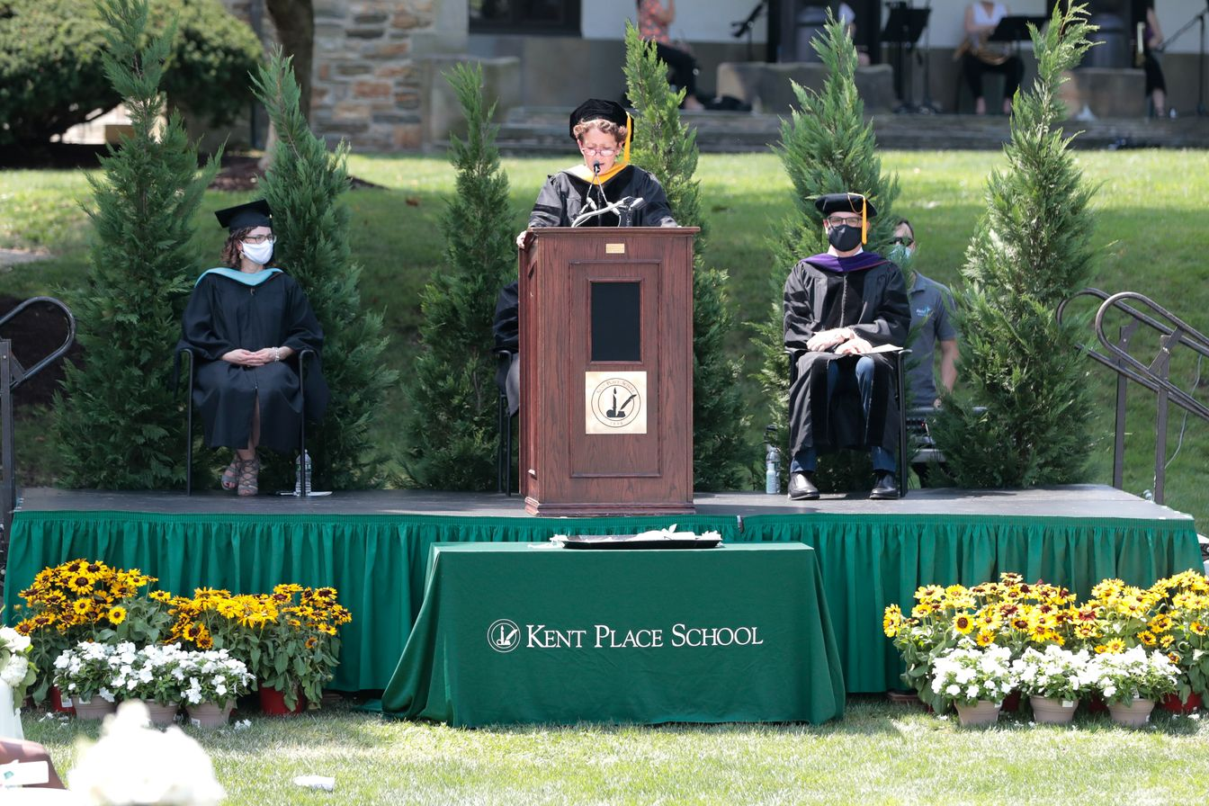 A note to the graduating senior class: uncertainty will not define you